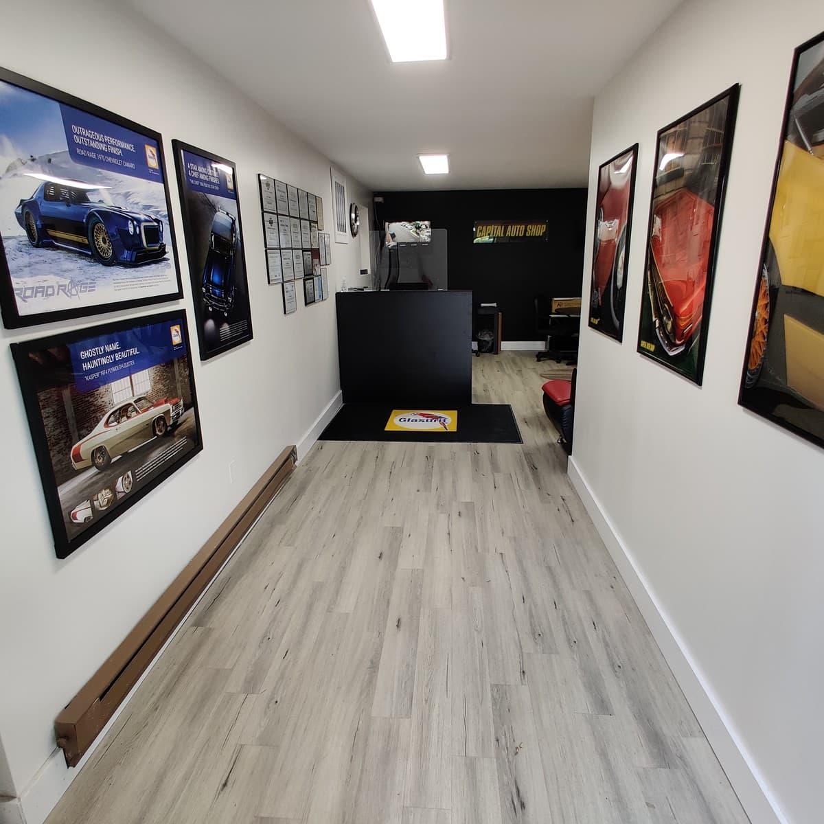 Capital Auto Shop Office